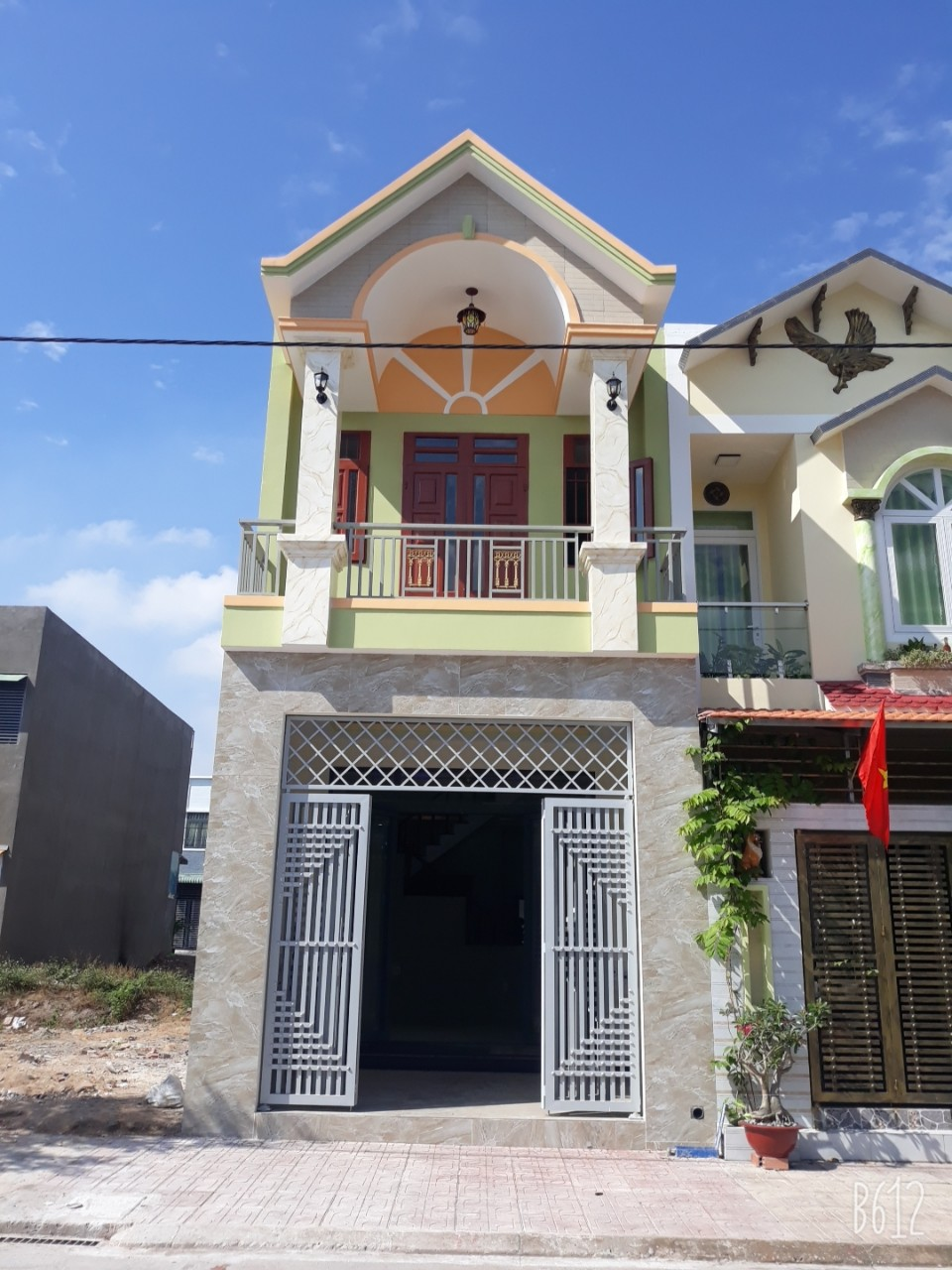 Bán Nhà 1 Trệt 1 Lầu Ngay KDC Lê Phong Tân Bình – TP Dĩ An