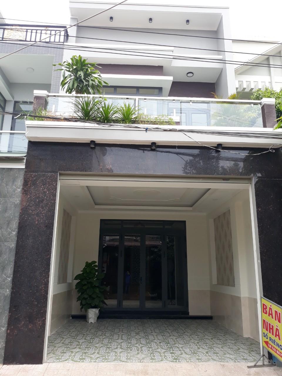Bán nhà 1 Trệt 1 lầu tại phường Bình An, TP Dĩ An, tỉnh Bình Dương.