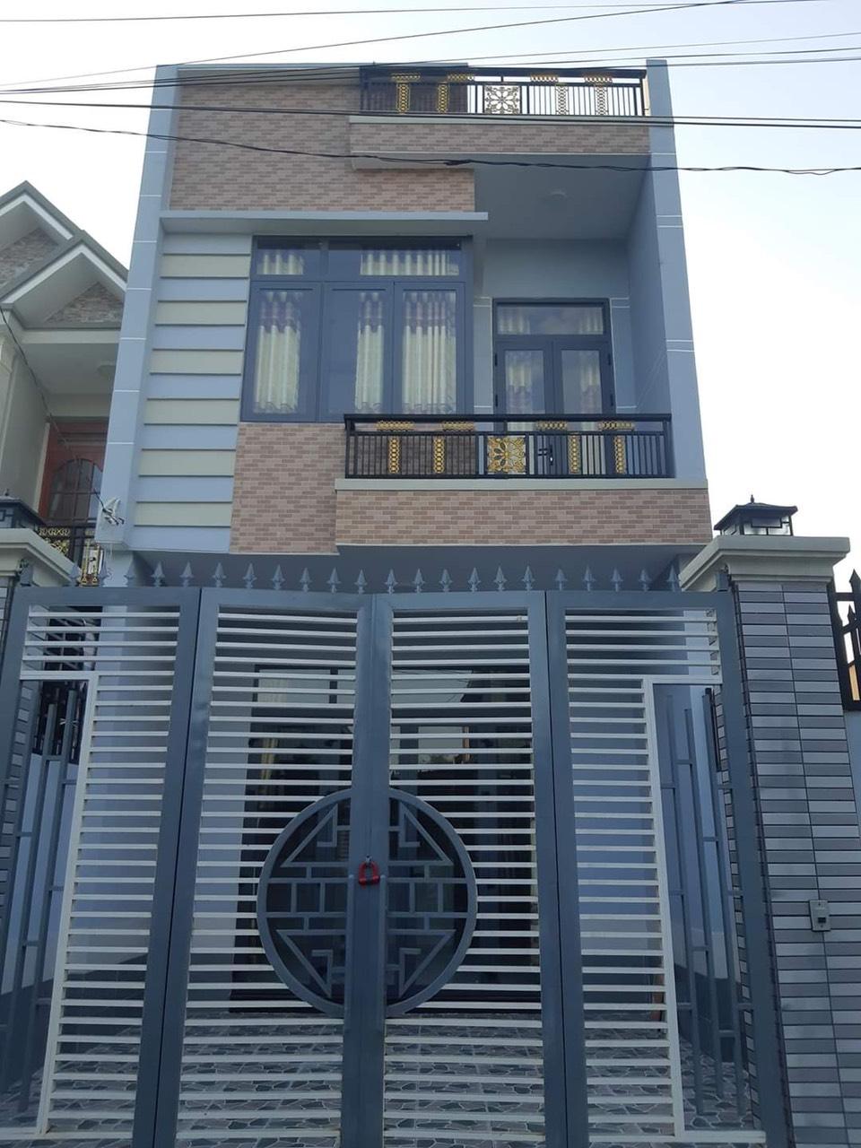 Bán nhà Dĩ An 1 lầu 1 trệt sổ hồng riêng chính chủ phường Tân Đông Hiệp, TP Dĩ An, Bình Dương